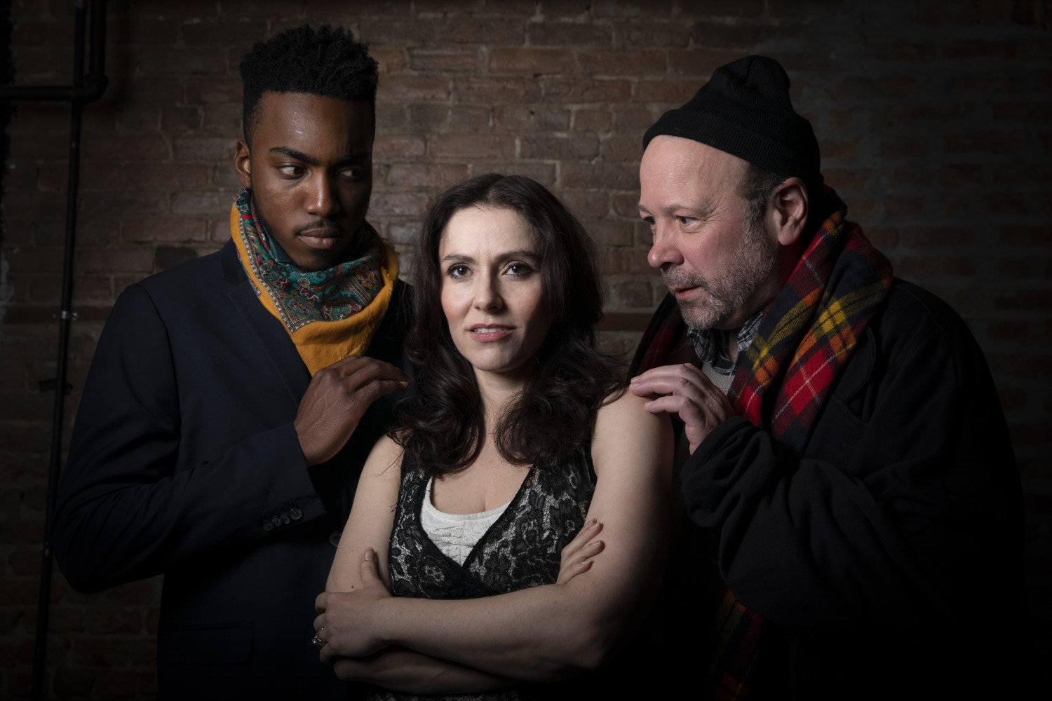 Jamar Brathwaite (Sir Andrew) Amy Frances Quint (Maria) Kevin Hauver (Sir Toby)